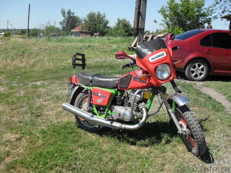 Мотоцикл иж планета 5 в липецке продам