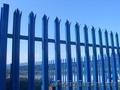 Железный забор Клевер – W