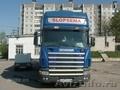автопоезд Scania R124