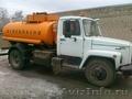 Автотопливозаправщик на базе ГАЗ 3309 модель 473897