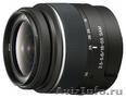 объектив Sony SAL 18-55 F/3.5-5.6 DT SAM