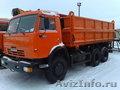 Самосвал КАМАЗ-45143