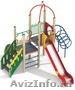 Малые архитектурные формы, детская площадка, элементы благоустройства
